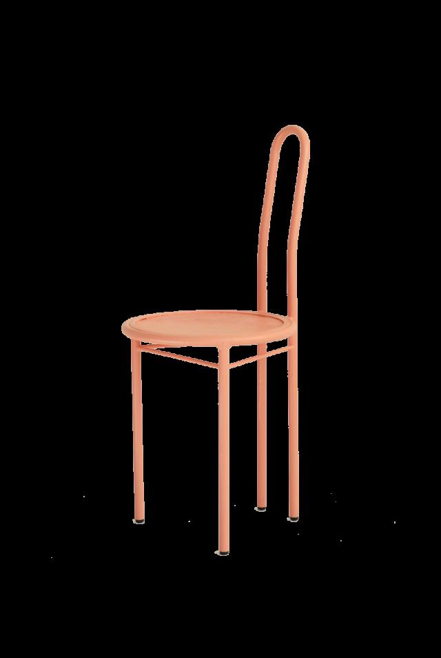 Diseño de interiores, silla patio