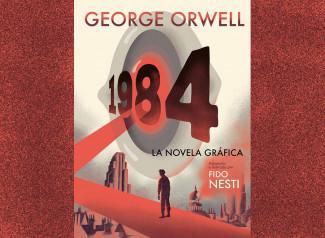 La novela 1984 de George Orwell, el clásico de la distopía y la literatura distópica, que fue publicada en 1949, vuelve a revisitarse una vez más, esta vez en forma de novela gráfica con ilustraciones del ilustrador nacido en São Paulo (Brasil), Fido Nesti.
