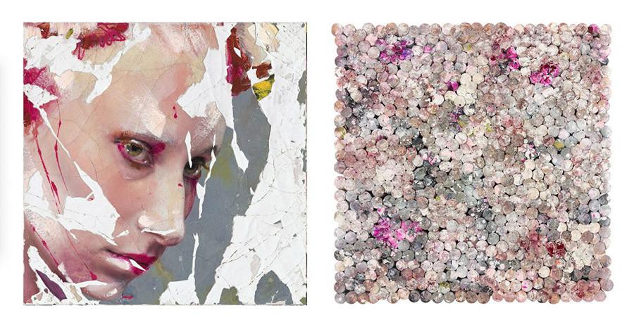 Cuadro de la artista y pintora Lita Cabellut, 16