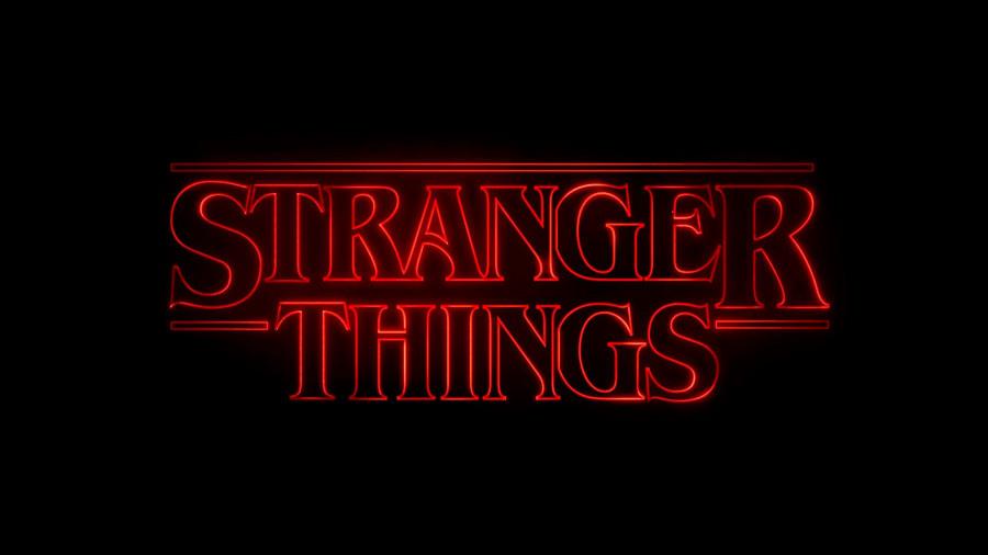 Logo de Stranger Things