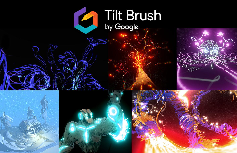 Google ya ha probado las posibilidades de Tilt Brush y conectado a unas gafas de realidad virtual, cualquier persona podrá pintar en 3D y el mundo virtual será tu estudio de pintura y el aire, tu lienzo.