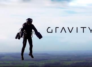 Richard Browning, el hombre detrás de la empresa Gravity y su traje de propulsión humana Jet Suit.