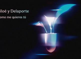 Siloé y Delaporte unen fuerzas en la canción Como me quieres tú que se ha estrenado este 18 de Febrero.