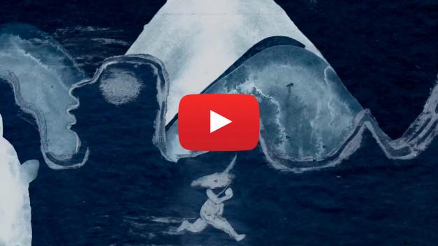 Vídeo de la canción de Anna B Savage, Dead Pursuits con animación de la ilustradora y artista Carolina Aguirre.