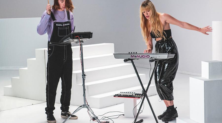 North State es un grupo de música electrónica español formado por los hermanos Pau y Laia Vehí.