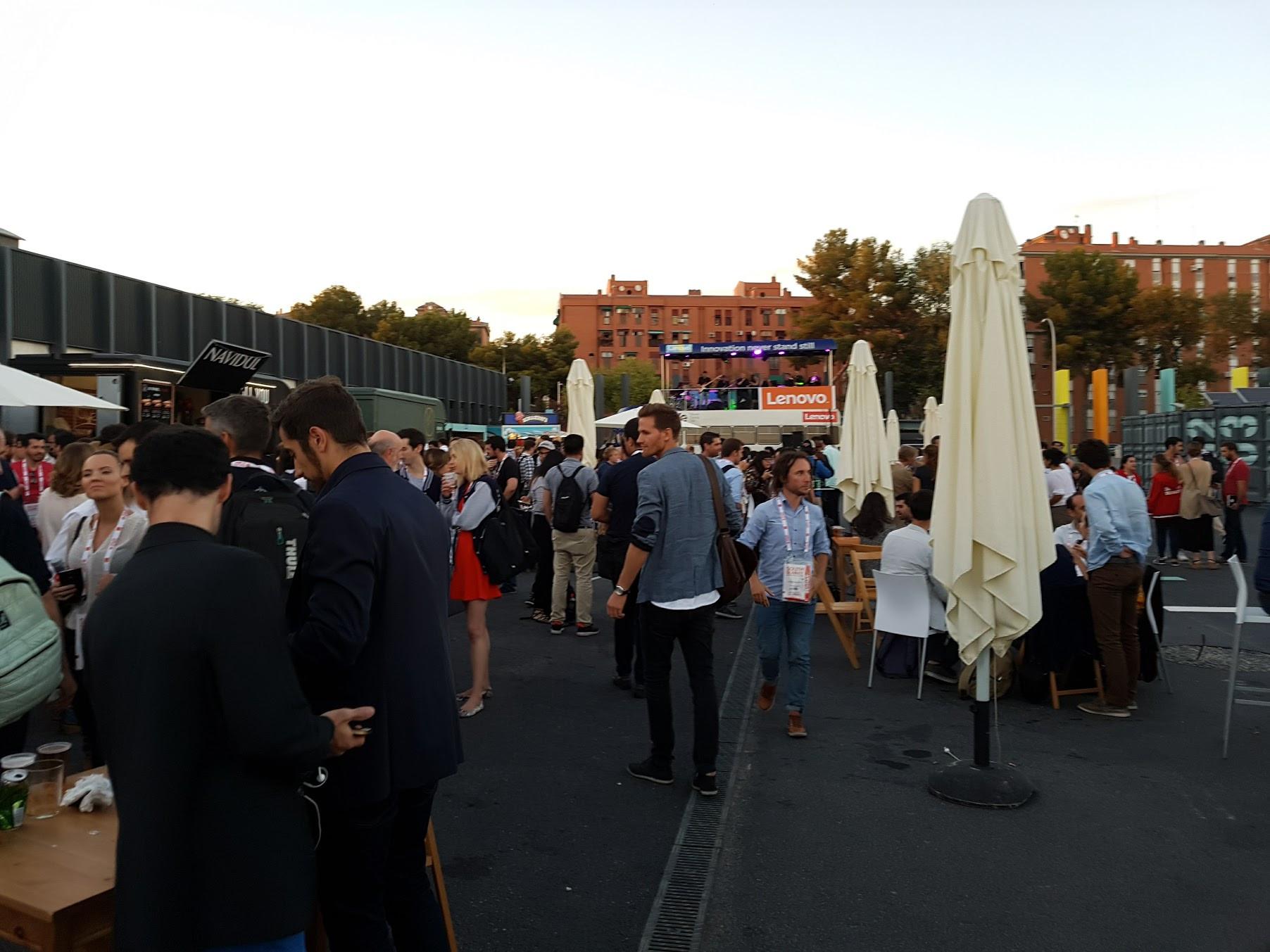 Imagen 8 del evento South Summit 2016 celebrado del 5 al 7 de octubre de 2016 en La Nave, Madrid