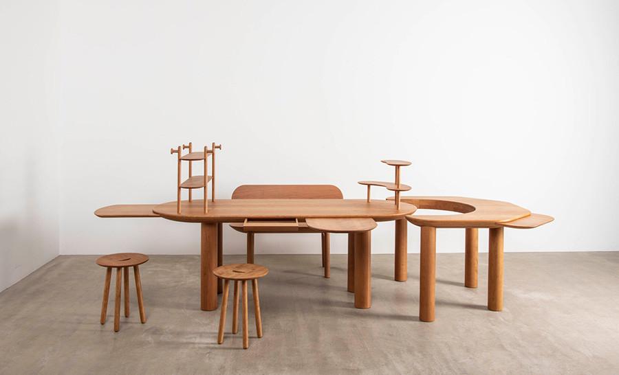 La mesamachine del diseñador español Jaime Hayon