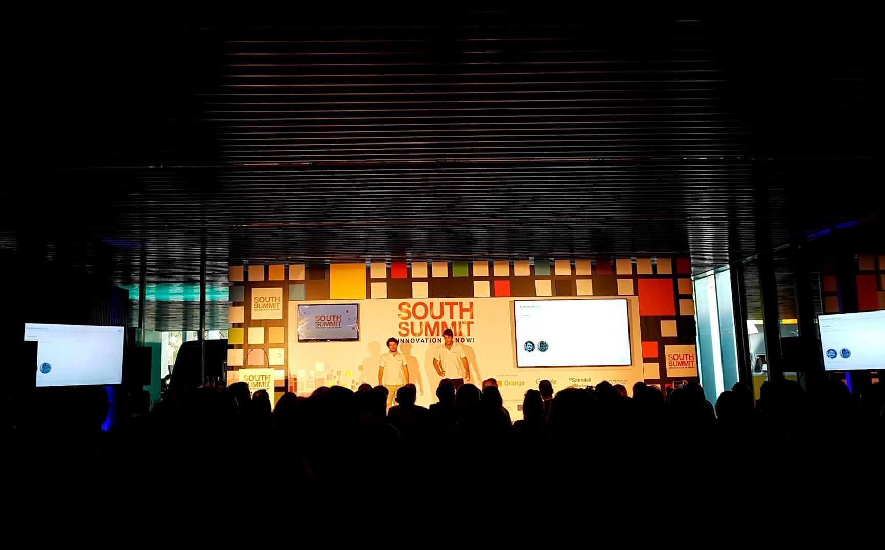 Imagen 6 del evento South Summit 2016 celebrado del 5 al 7 de octubre de 2016 en La Nave, Madrid
