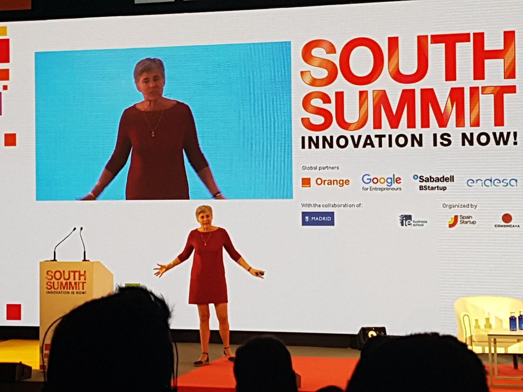Imagen 2 del evento South Summit 2016 celebrado del 5 al 7 de octubre de 2016 en La Nave, Madrid