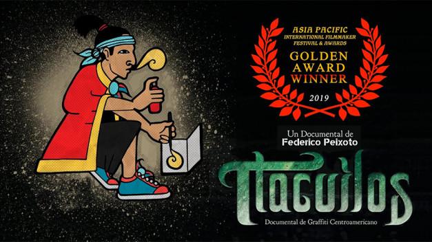 Documental Tlacuilos de Federico Peixoto, la historia del grafiti y el Hip Hop en Costa Rica y Centroamérica.