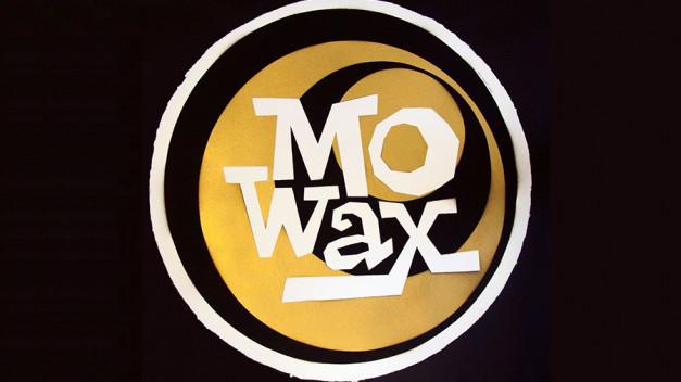 Logotipo del mítico sello discografico Mowax fundado por James Lavelle cuya historia se cuenta en el documental, El hombre de Mo'wax
