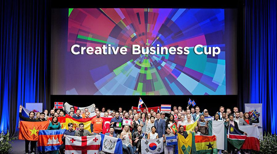 La Red de Industrias Creativas (RIC) e Innova&acción son los encargados de organizar en España la Creative Business Cup. La Creative Business Network es la mayor red global del sector creativo y cultural.