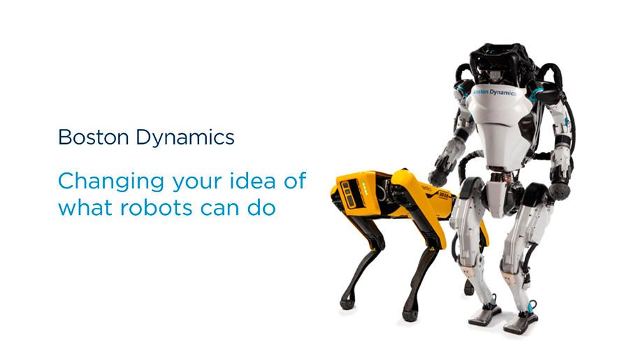 Boston Dynamics es una empresa especializada en el diseño y fabricación de robots. Recientemente ha sido adquirida por Hyundai.