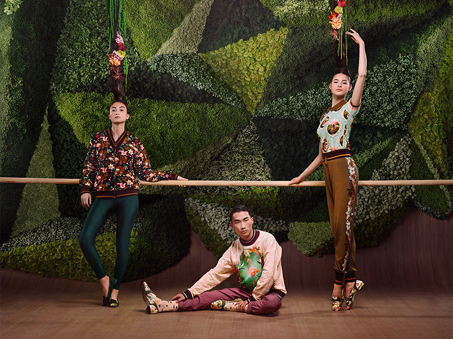 Ilustradión del mundo de la danza y ballet