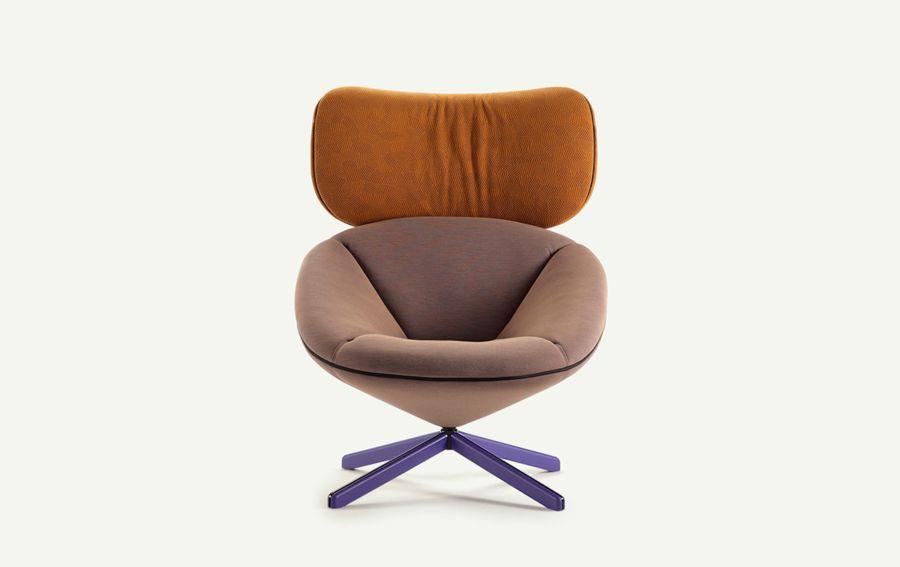 Diseño del Sillón Tortuga, obra del diseñador Isaacc Piñeriro para la marca española de diseño industrial Sancal, imagen 5