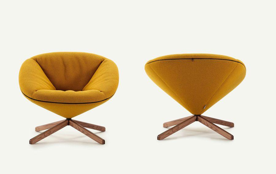 Diseño del Sillón Tortuga, obra del diseñador Isaacc Piñeriro para la marca española de diseño industrial Sancal, imagen 7