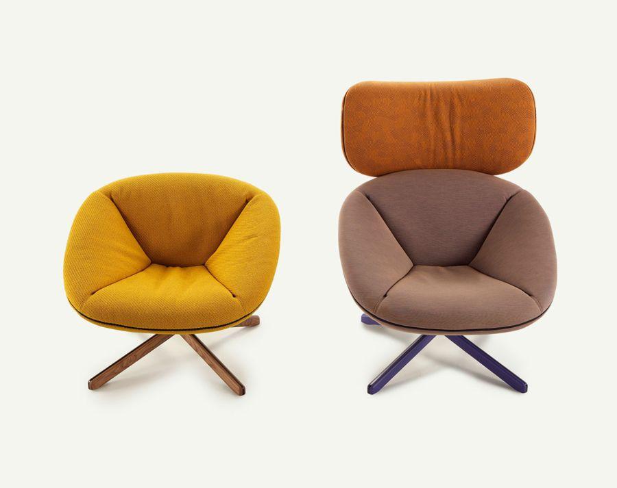 Diseño del Sillón Tortuga, obra del diseñador Isaacc Piñeriro para la marca española de diseño industrial Sancal, imagen 8