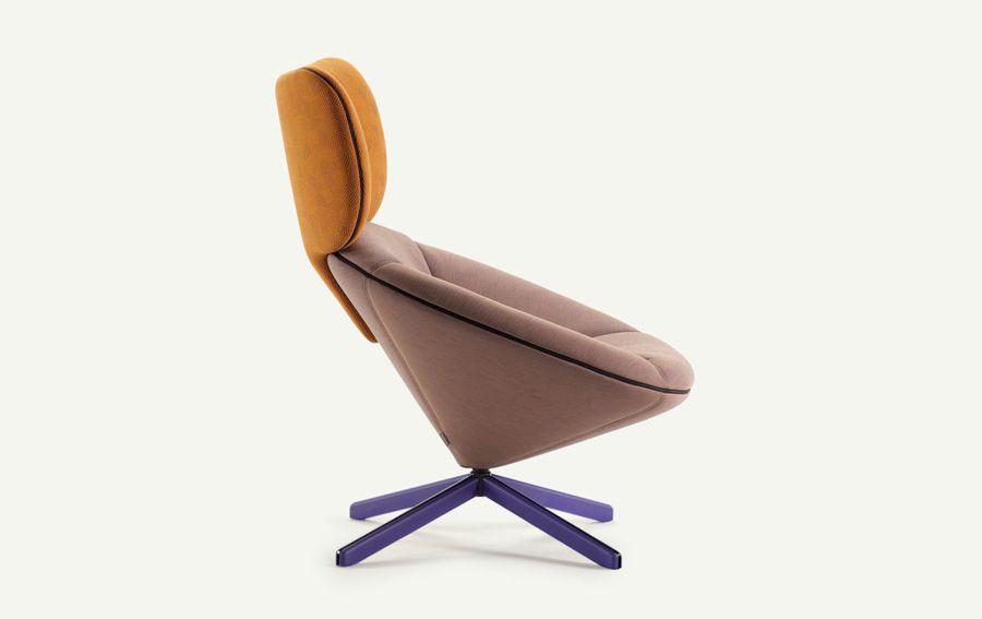 Diseño del Sillón Tortuga, obra del diseñador Isaacc Piñeriro para la marca española de diseño industrial Sancal, imagen 9