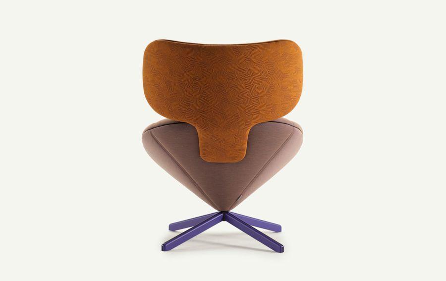 Diseño del Sillón Tortuga, obra del diseñador Isaacc Piñeriro para la marca española de diseño industrial Sancal, imagen 10