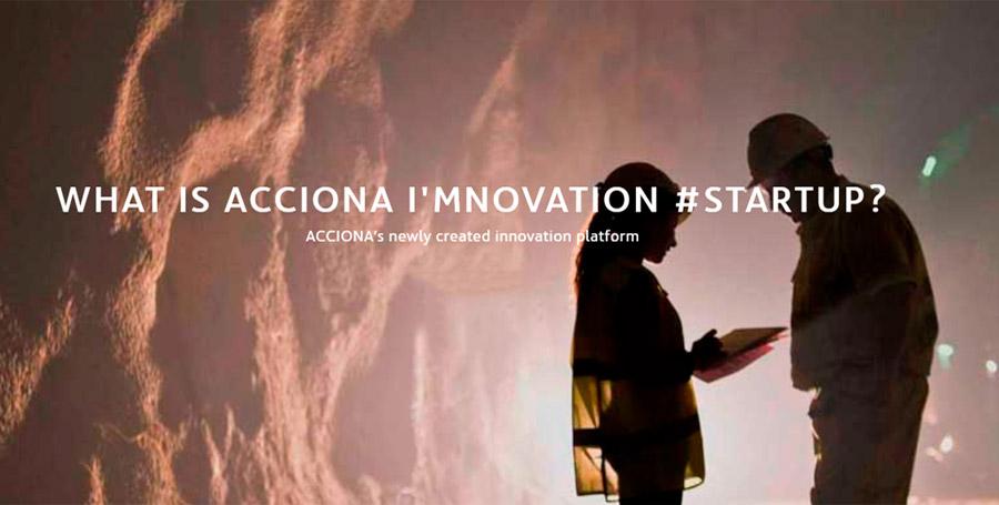 Acciona es una de las mayores empresas de infraestructuras my servicios de España