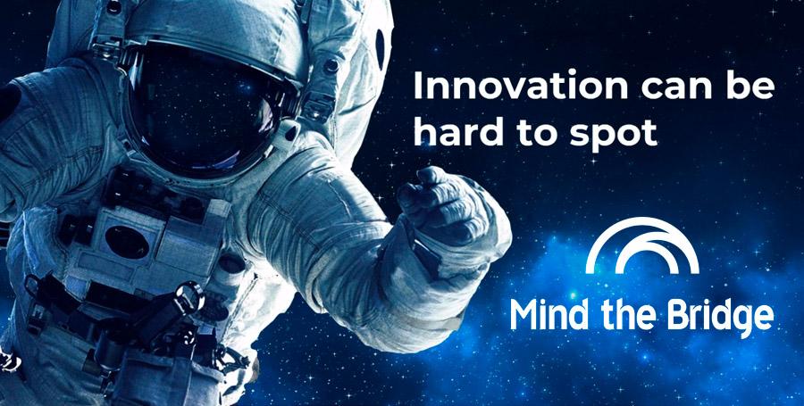 Mind the bridg es una plataforma para conectar startups europeas con Silicon Valley