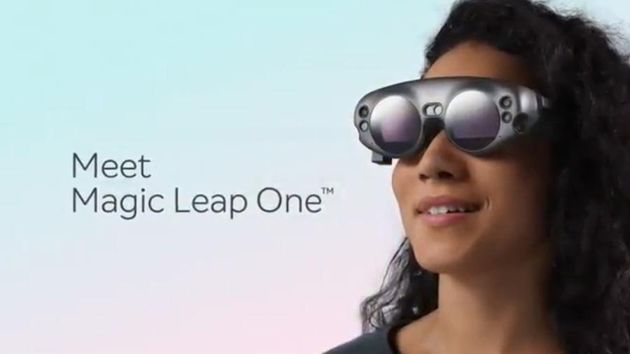 Meet Magic Leap One.