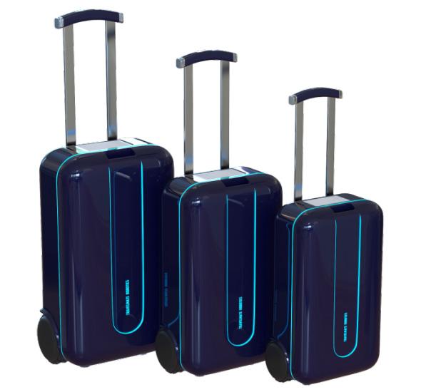 Maleta autónoma Travelmate
