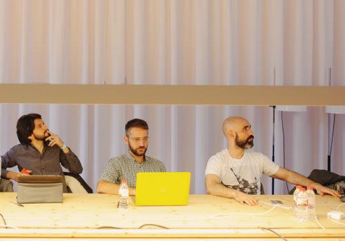 Workshop 1: Hacker, Designer, Intrapreneur