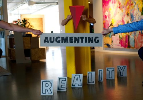 Workshop 6: Augmenting Reality