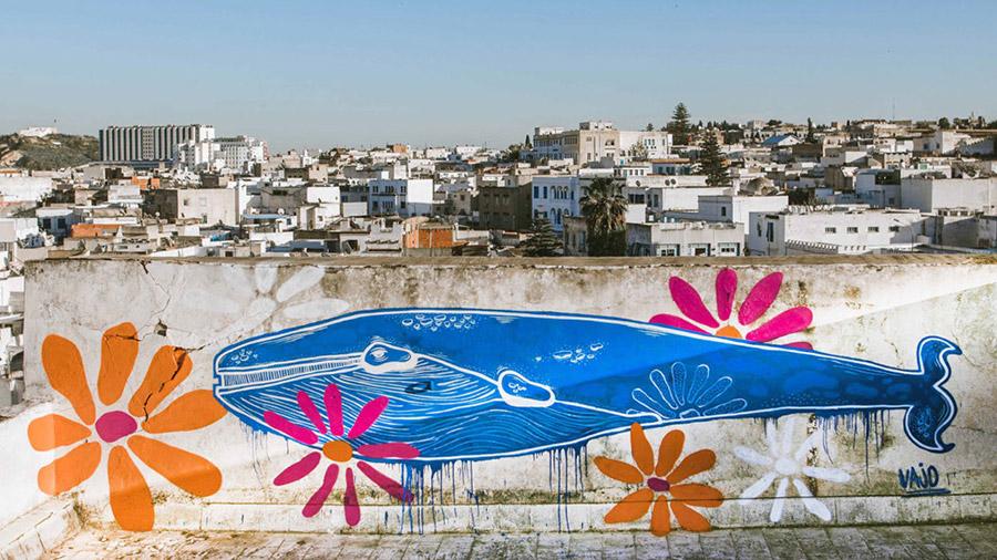 Vajo (artista, grafitero y diseñador gráfico)