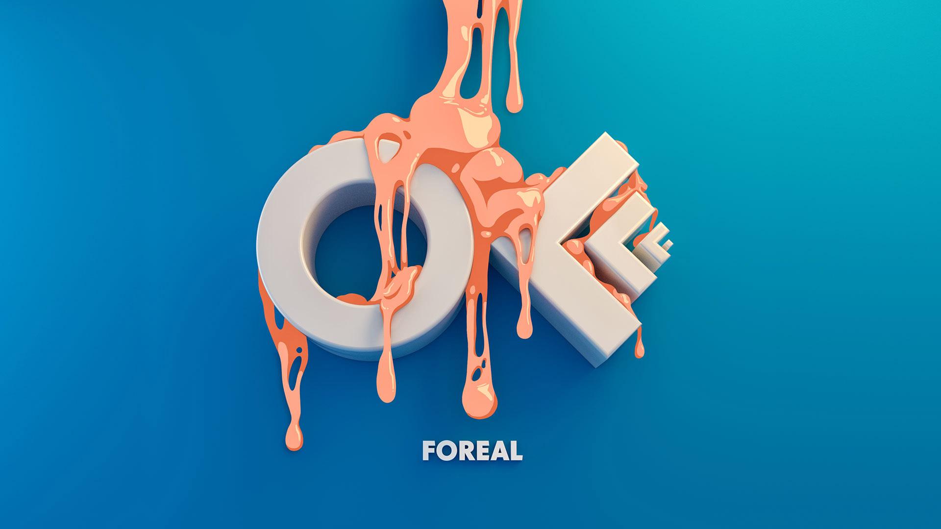 Diseño de Foreal para el OFFF Barcelona 2017