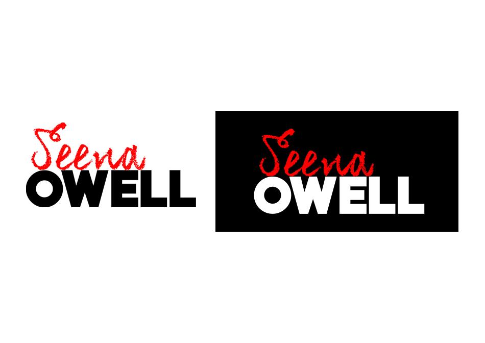 Creación de tarjetas para la marca de cosméticos Seena Owell