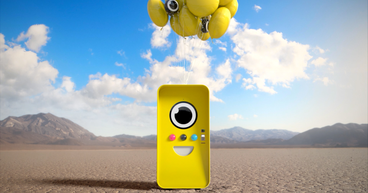 Imagen 6 de la campaña de marketing de la marca Spectacles by Sanp Inc