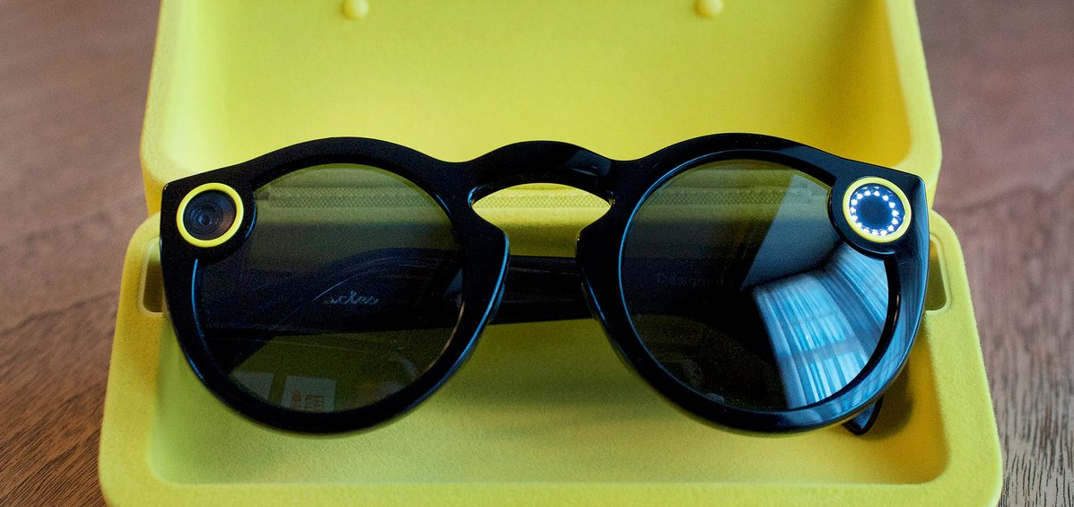 Imagen 4 de la campaña de marketing de la marca Spectacles by Sanp Inc