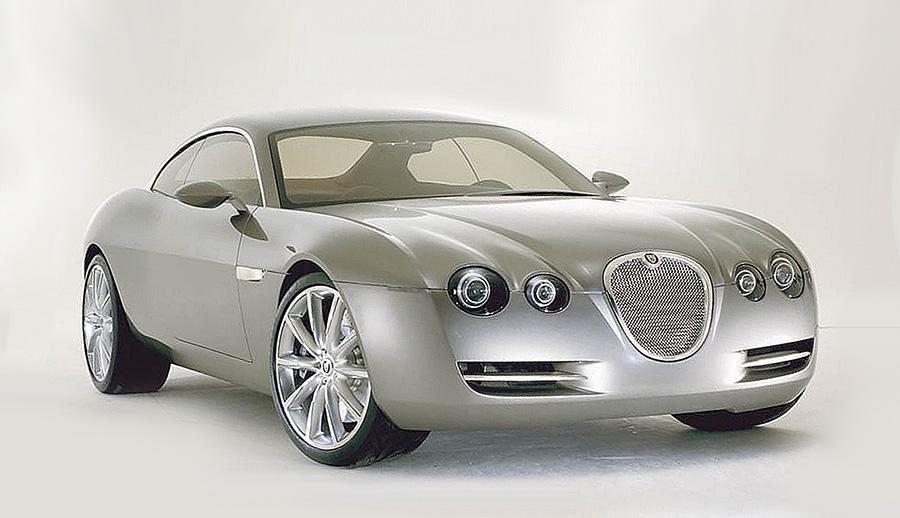 Jaguar R Coupé de 2001