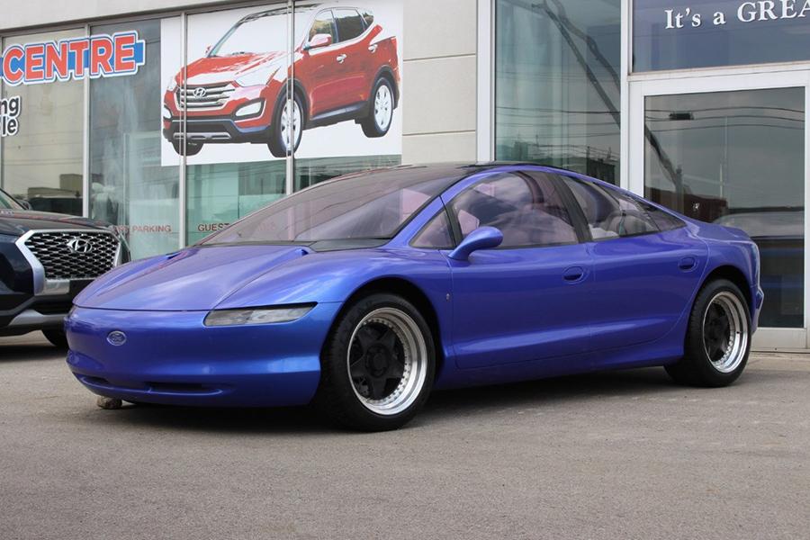 Ford via concept by Ghia diseño de 1989