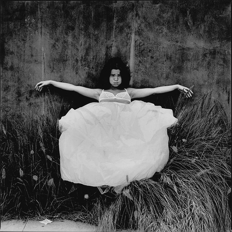 Anton Corbijn fotografía a Björk en Los Angeles en 1994