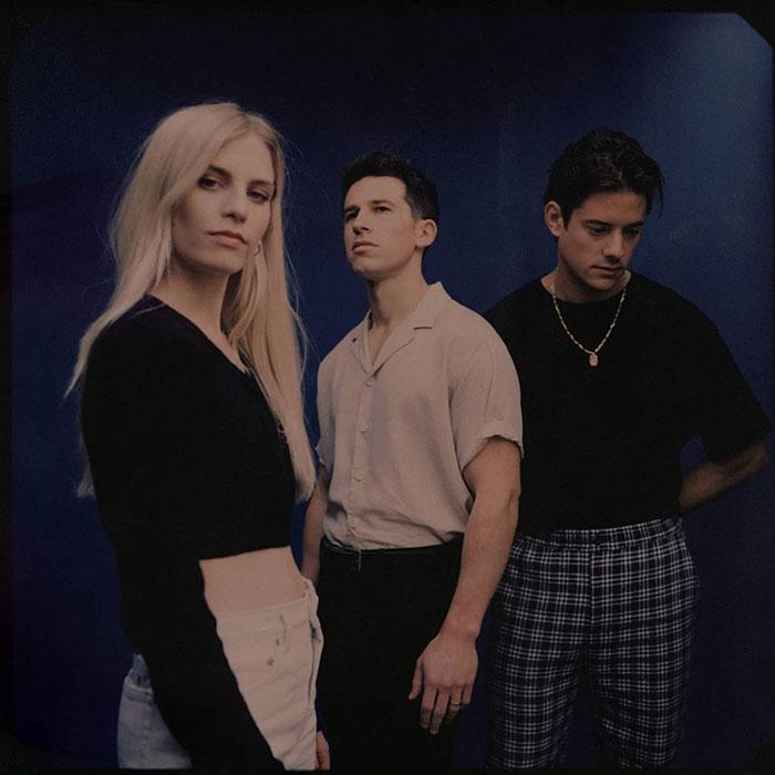 El trío de música London Grammar