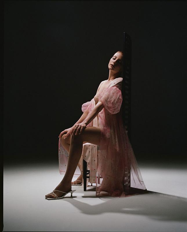 Imagen promocional nº 5 de ama, el nuevo álbum de Najwa Nimri