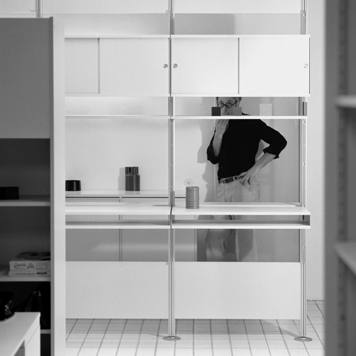 El diseñador alemán Dieter Rams