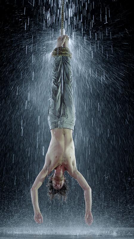 Water Martyr, de Martyrs Series, 2014, Bill-Viola-Studio