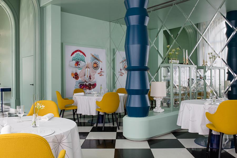 Proyecto de interiorismo realizado para La Terraza del Casino en Madrid, imagen 3