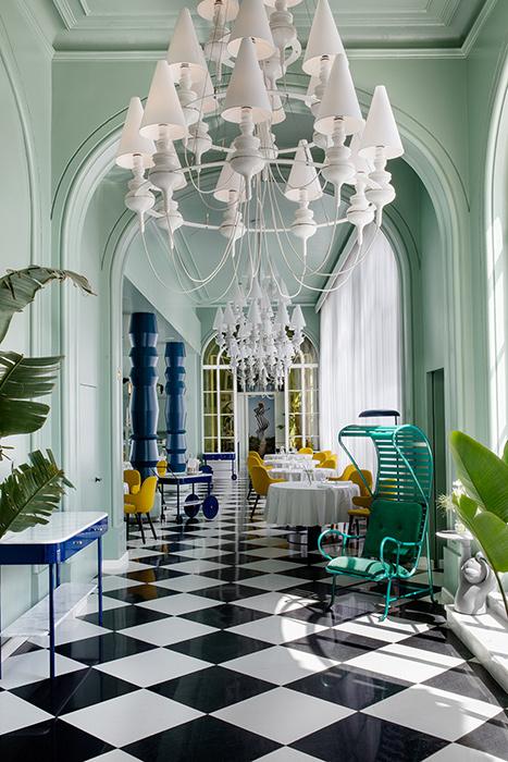 Proyecto de interiorismo realizado para La Terraza del Casino en Madrid, imagen 4