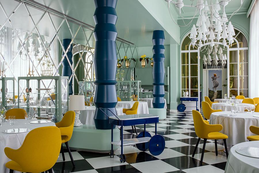 Proyecto de interiorismo realizado para La Terraza del Casino en Madrid, imagen 2