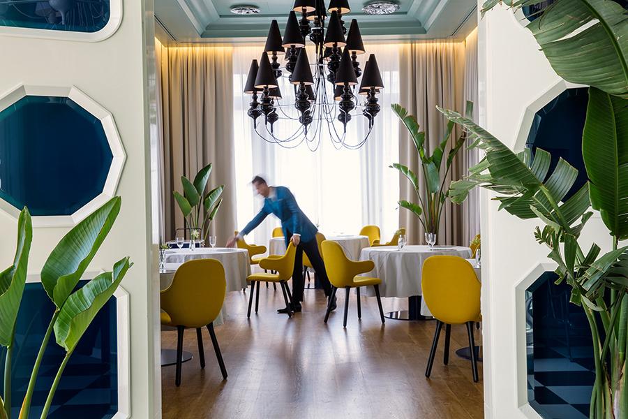 Proyecto de interiorismo realizado para La Terraza del Casino en Madrid, imagen 1