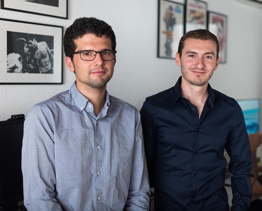 Javier Toledo y Paul Lacruz fundaron la Agencia Rush en 2014