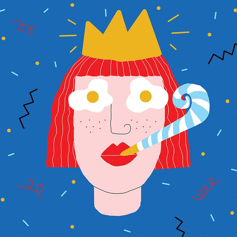 Perrine Honoré, ilustración 1RVB