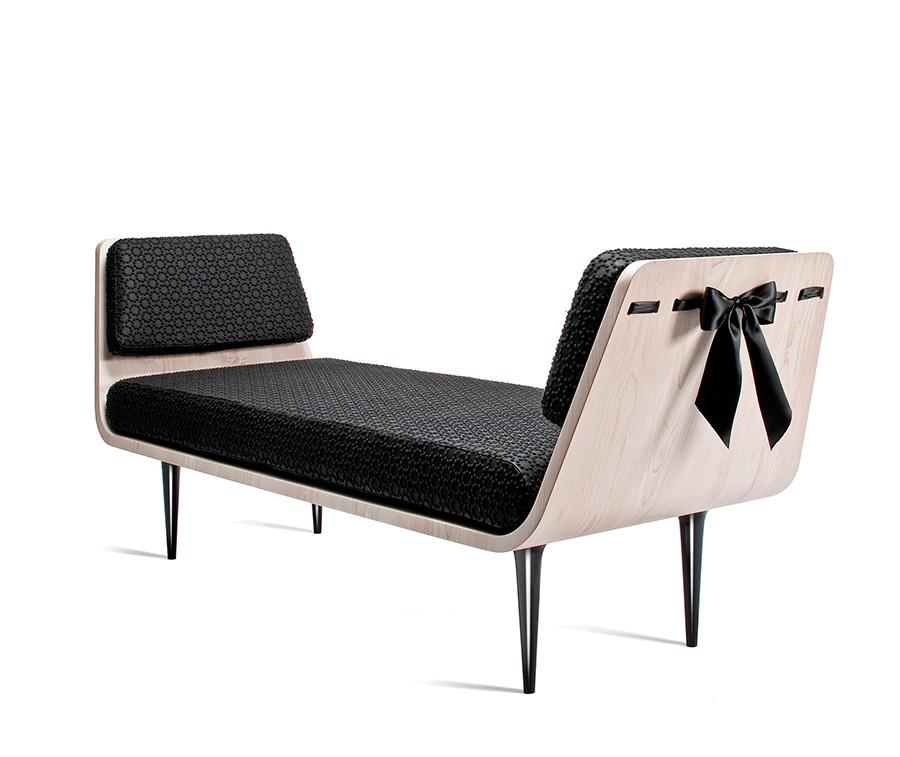 Banco Modesty, diseño de Nika Zupanc