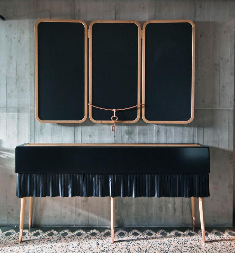 As Aperitivo trabajo de decoración de interiores de Nika Zupanc, 4
