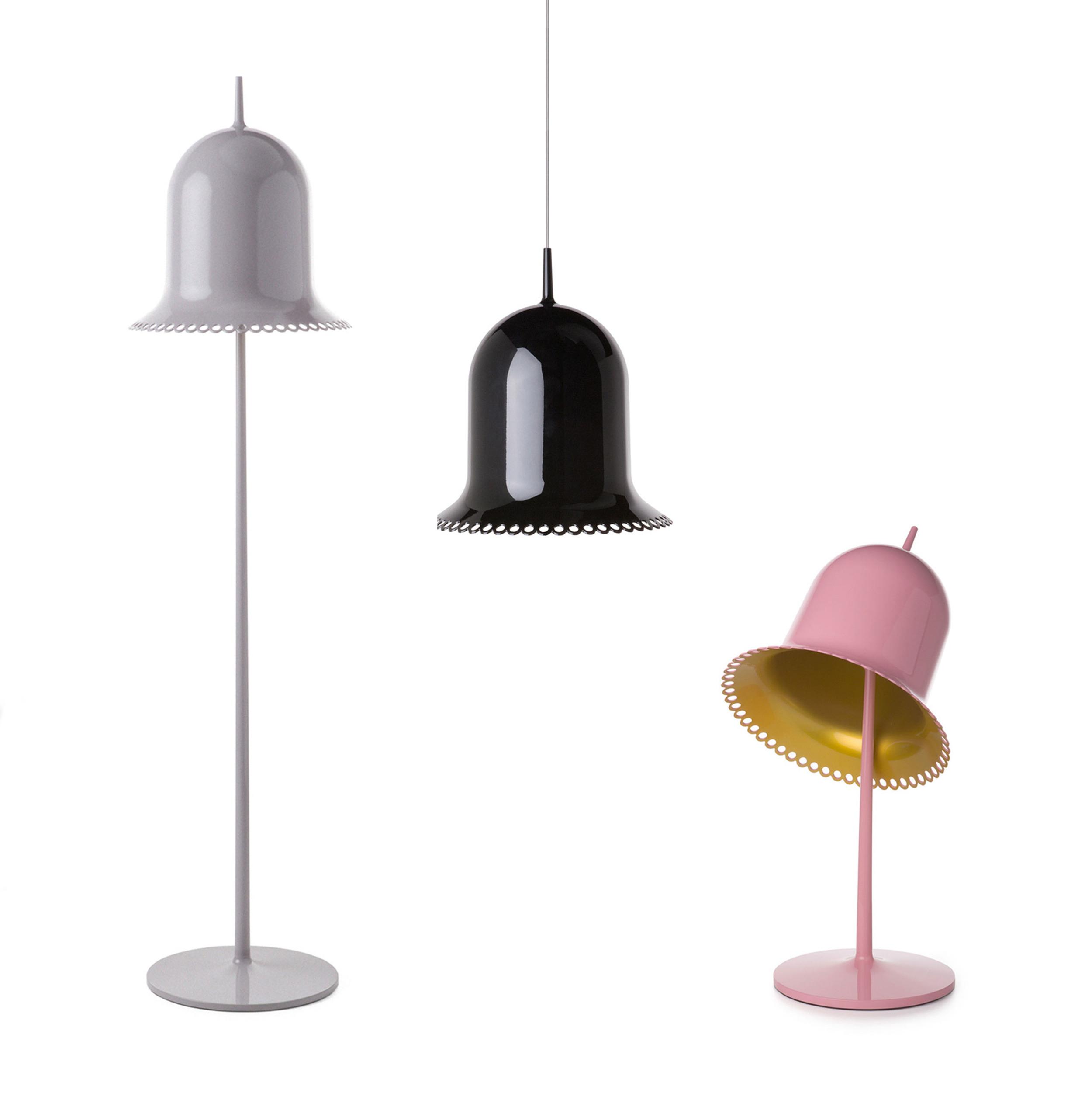 La lámpara Lolita, primer éxito de diseño de Nika Zupanc